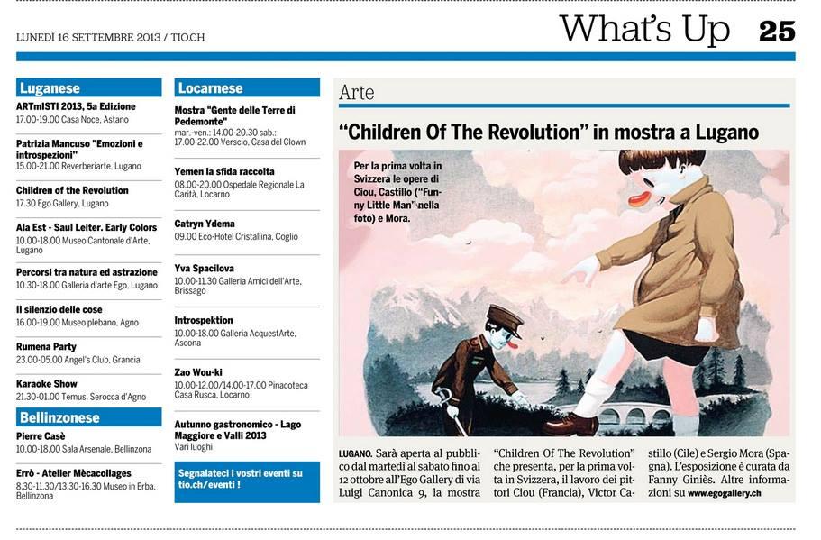 Switzerland magazine