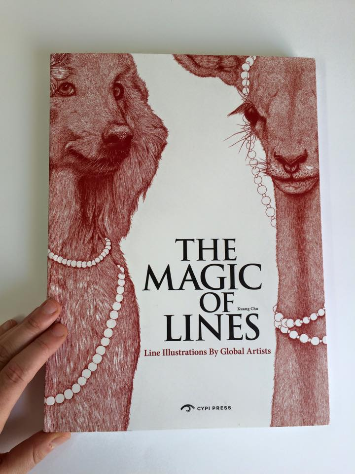 The Magic Of lines, CYPI press, CHINA