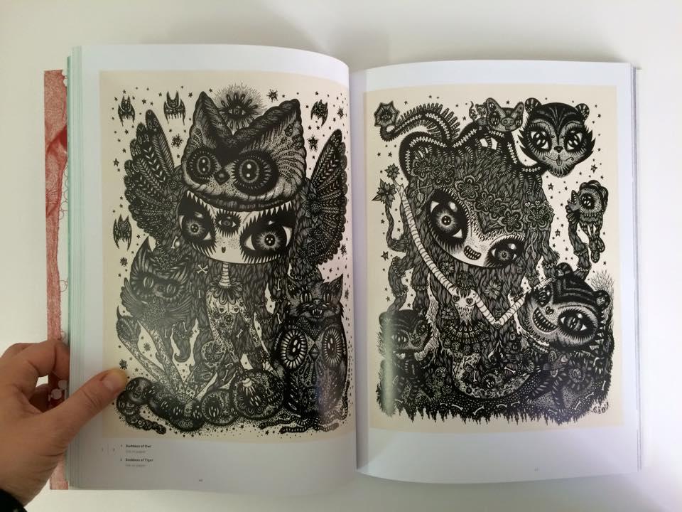 The Magic Of lines, CYPI press, CHINA