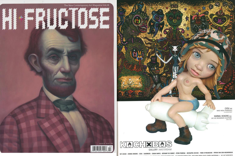 Hi fructose magazine USA