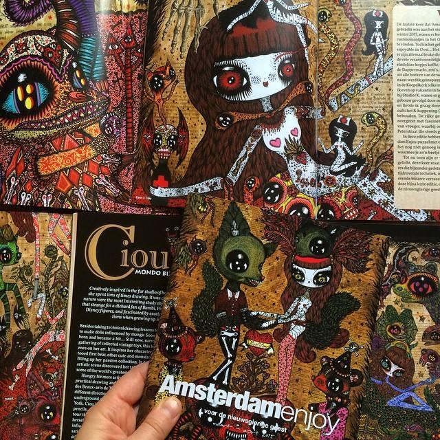 Amsterdam ENJOY, magazine NL