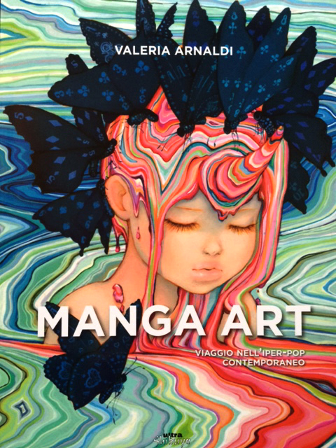 Manga Art, by valeria Arnaldi, Castelvecchi shibuya collection, Italy