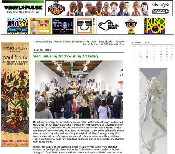 VinylPulse, california, webzine